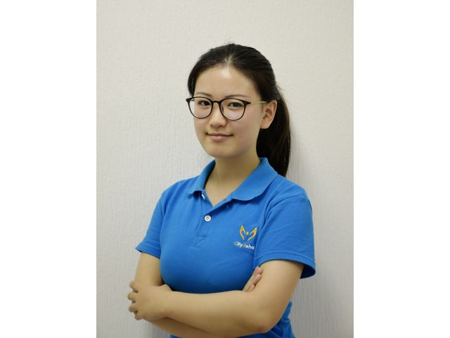 Hannah Jin